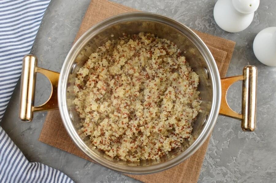 Quinoa Unstuffed Peppers recipe - step 1