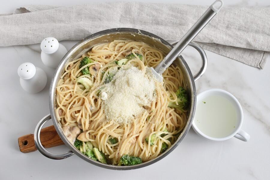 Spaghetti Con Broccoli recipe - step 8
