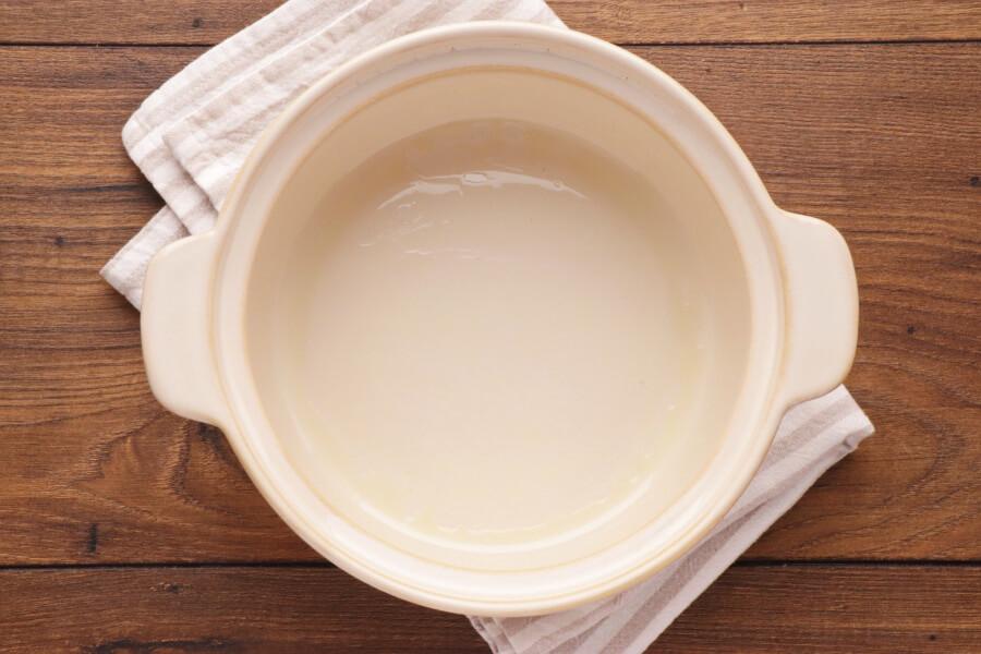 Spinach Millet Egg Bake recipe - step 3