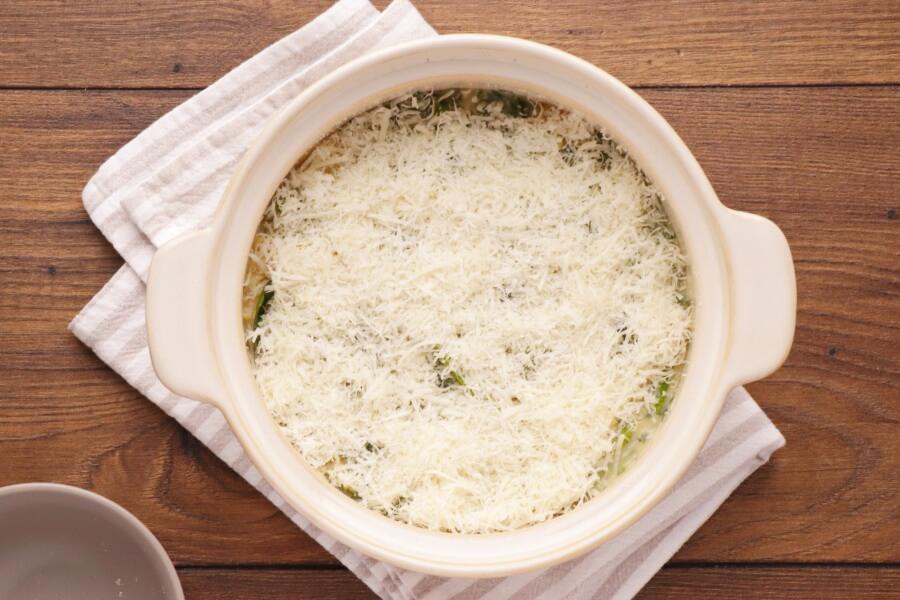 Spinach Millet Egg Bake recipe - step 6