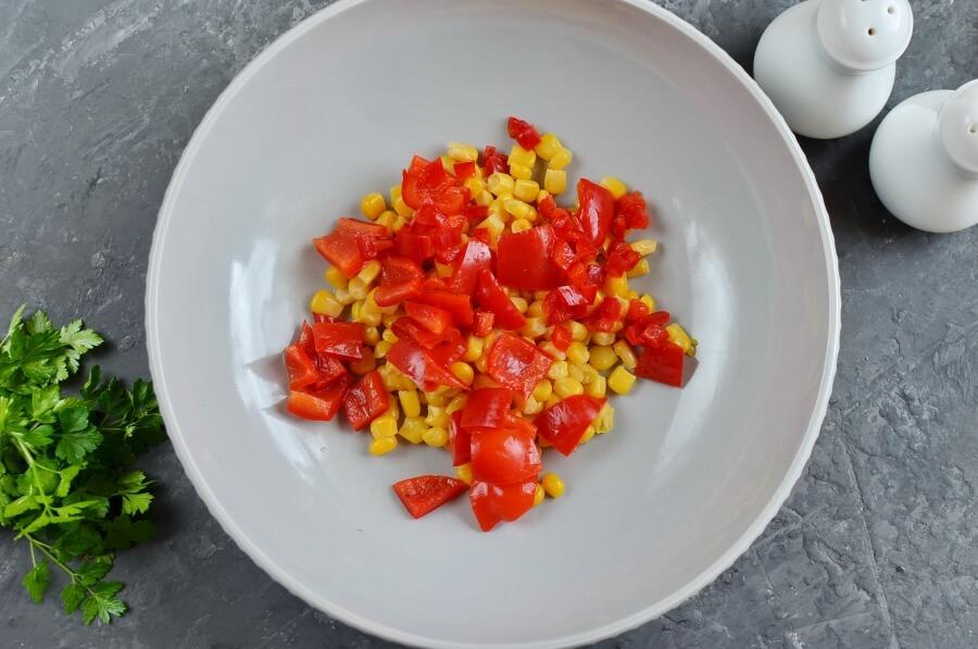 Vegetarian Ceviche Salad recipe - step 2