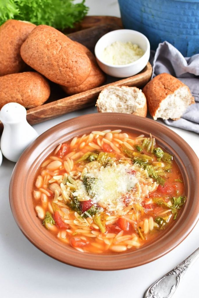 More than a Vegetable Soup