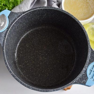 White Bean Soup with Escarole recipe - step 1