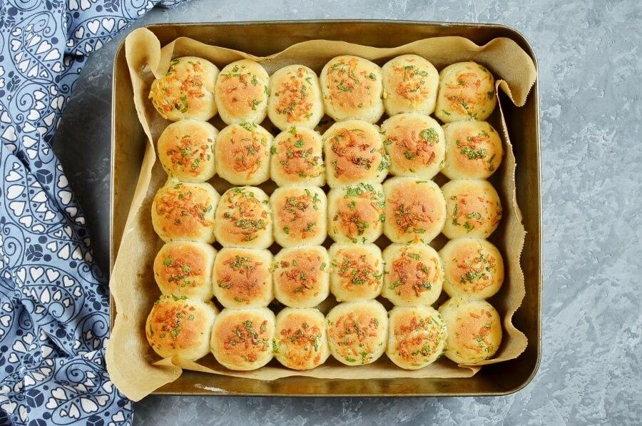 Best Bubble Bread recipe - step 6