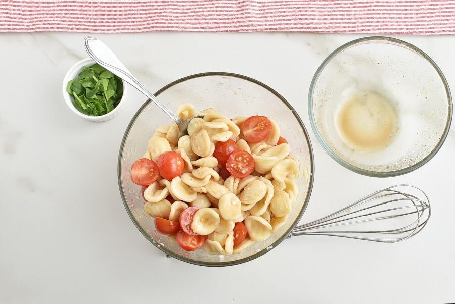 Bruschetta Pasta Salad recipe - step 4