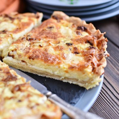 Cheeseboard & onion tart Recipes–Homemade Cheeseboard & onion tart–Easy Cheeseboard & onion tart