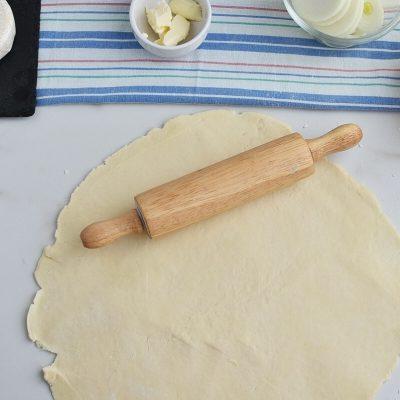 Cheese Board & Onion Tart recipe - step 3