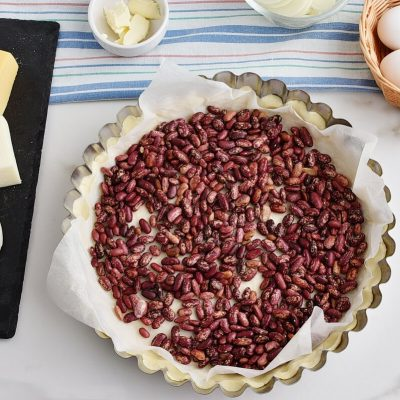 Cheese Board & Onion Tart recipe - step 4