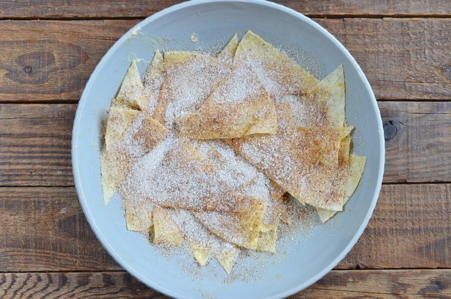 Churro Chips recipe - step 4