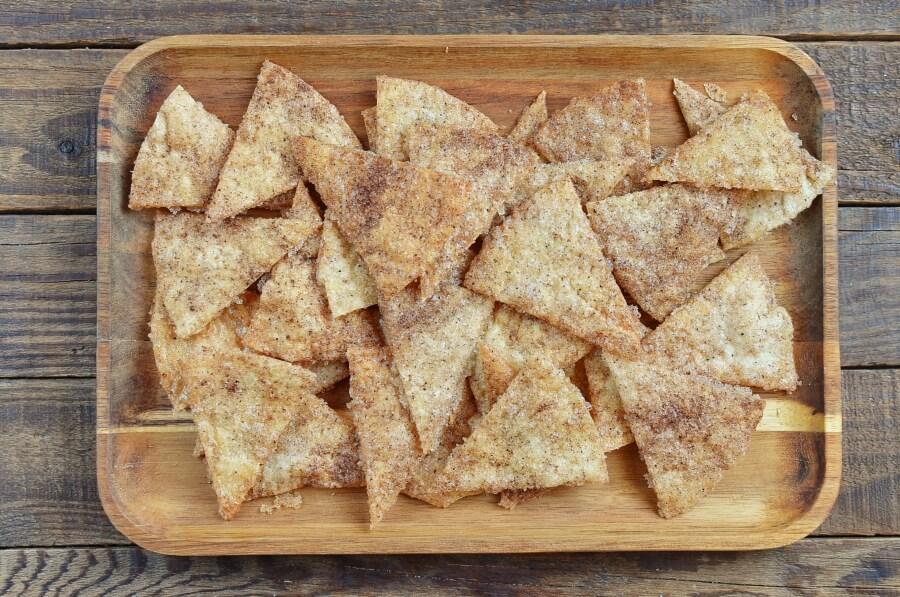 Churro Chips recipe - step 6
