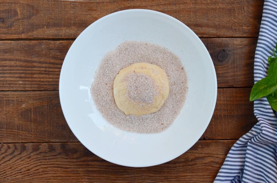 Churro Apple Pies recipe - step 4