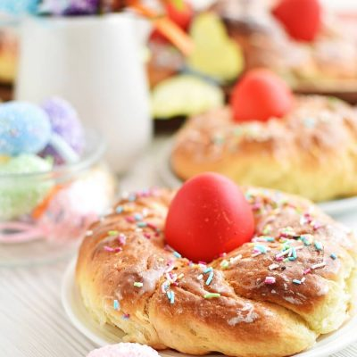 Easter Bread Recipes–Homemade Easter Bread–Delicious Easter Bread