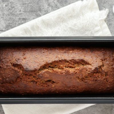 Easy Oatmeal Banana Bread recipe - step 7