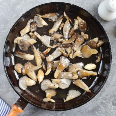 Fried Oyster Mushrooms recipe - step 2