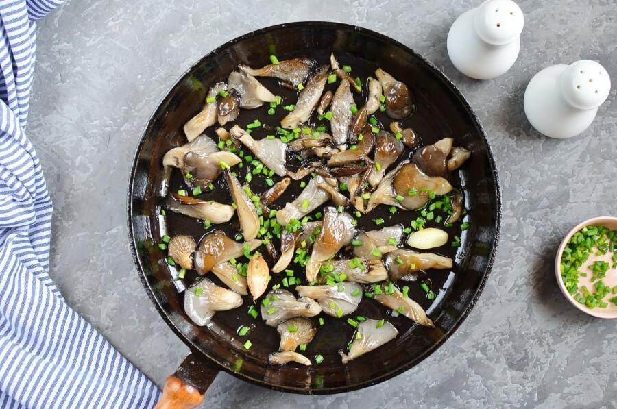 Fried Oyster Mushrooms recipe - step 3