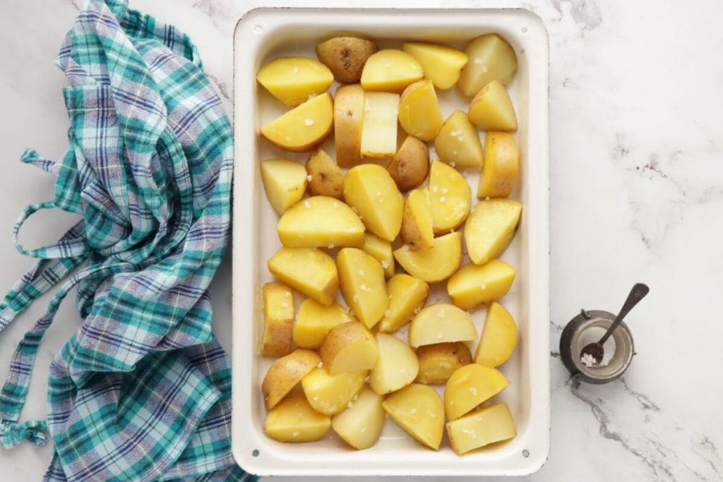 Greek Potato Salad recipe - step 2