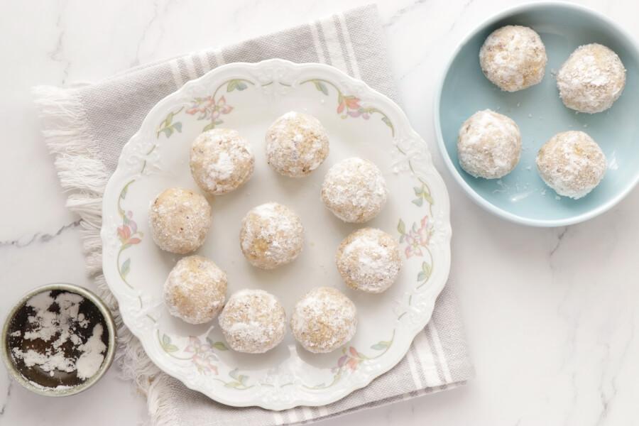 Lemon Millet Bliss Balls recipe - step 4