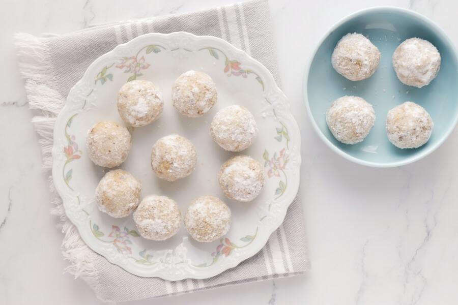 Lemon Millet Bliss Balls recipe - step 5