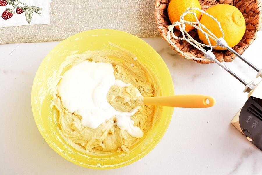 Lemon Sponge Cake recipe - step 6