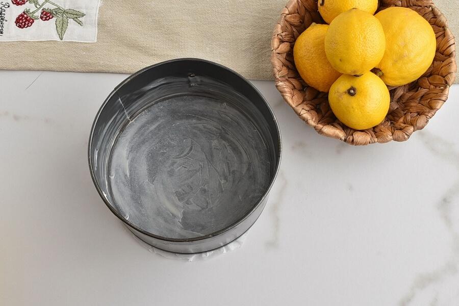 Lemon Sponge Cake recipe - step 1