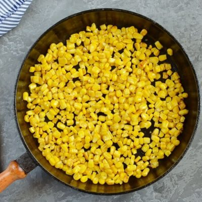 Lightened Up Mexican Corn Dip recipe - step 1