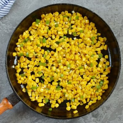 Lightened Up Mexican Corn Dip recipe - step 2