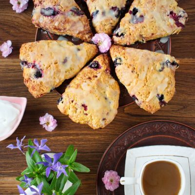Master Scones Recipe-The Best Basic Scone Recipe-How to Make Perfect Scones