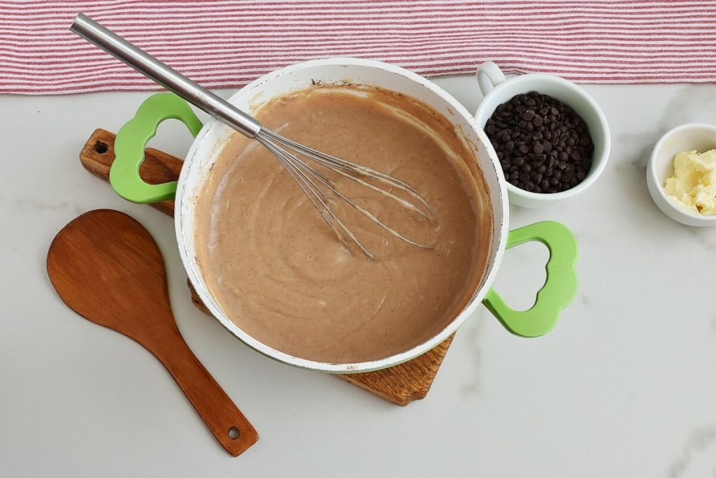 Mexican Hot Chocolate Pie recipe - step 7