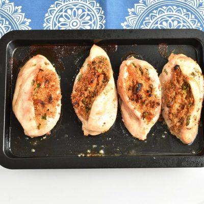 Moroccan Stuffed Chicken recipe - step 6