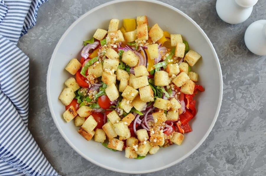 Panzanella Salad recipe - step 4