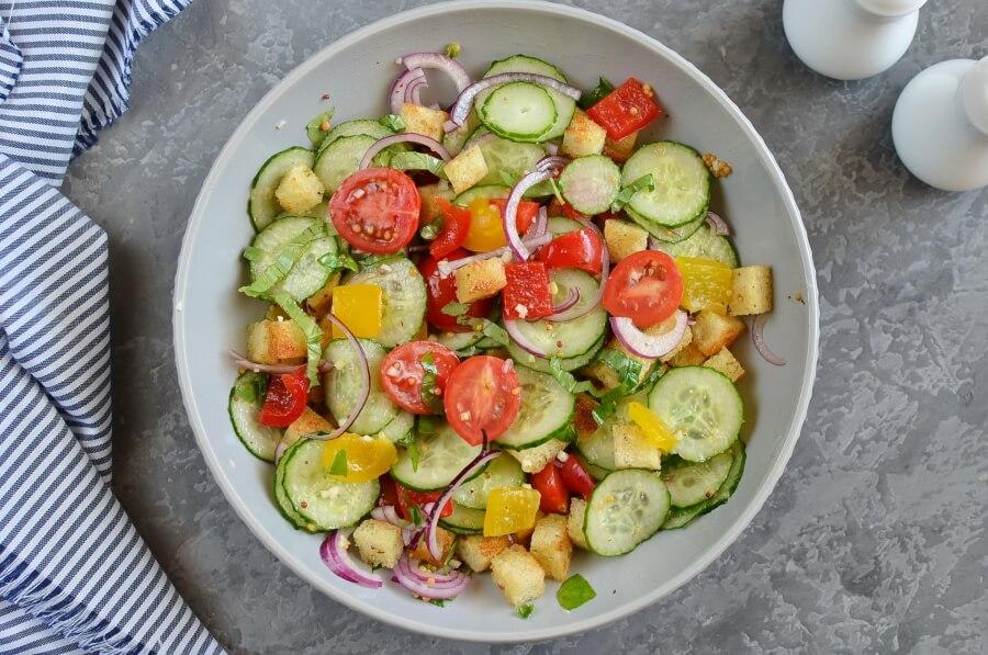 Panzanella Salad recipe - step 5