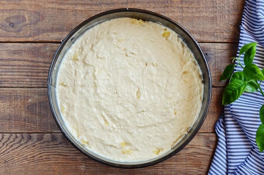 Pineapple & Coconut Cake recipe - step 7