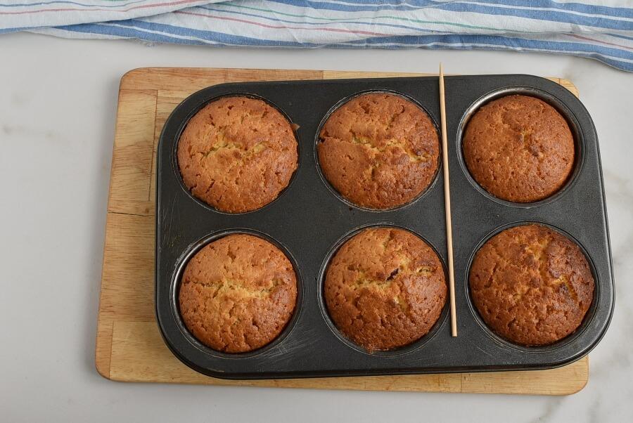 Pineapple Upside-Down Cupcakes recipe - step 8