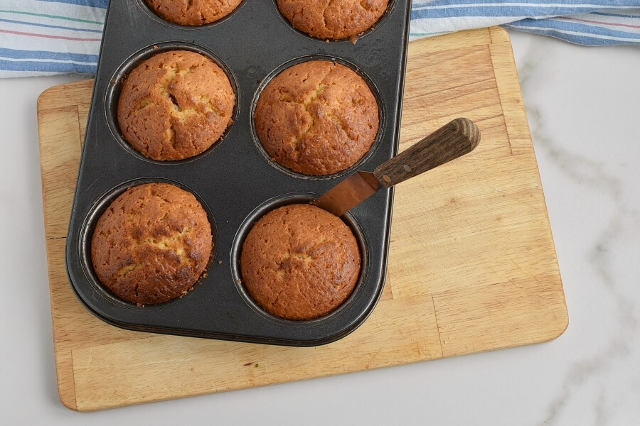 Pineapple Upside-Down Cupcakes recipe - step 9