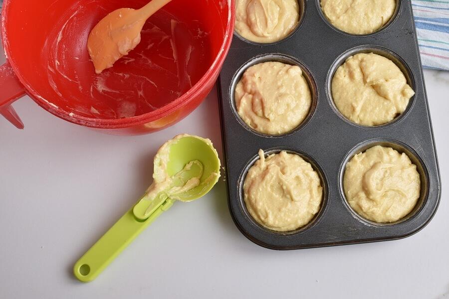 Pineapple Upside-Down Cupcakes recipe - step 7