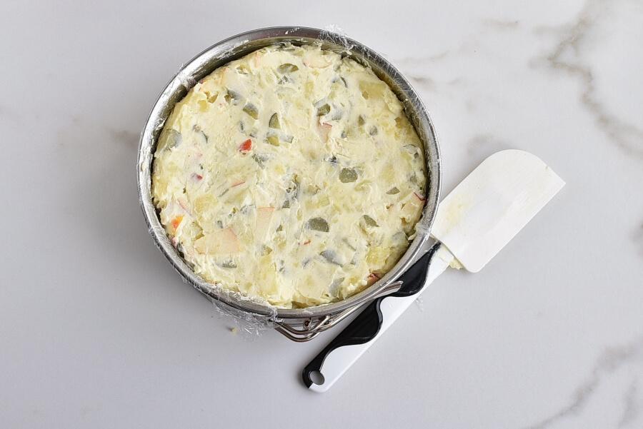 Potato Salad Cake recipe - step 4