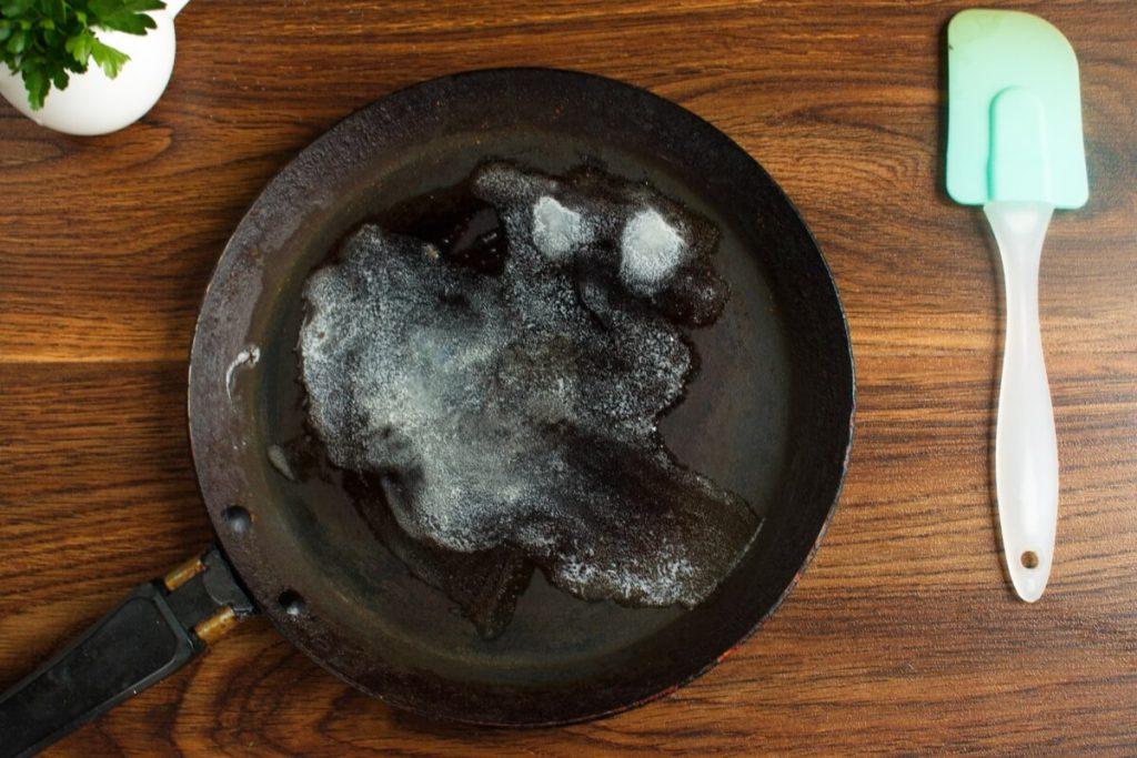 Savory Crepes with Turkey & Mushroom recipe - step 2