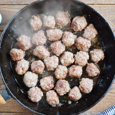 Swedish Meatball Bake with Pasta recipe - step 3