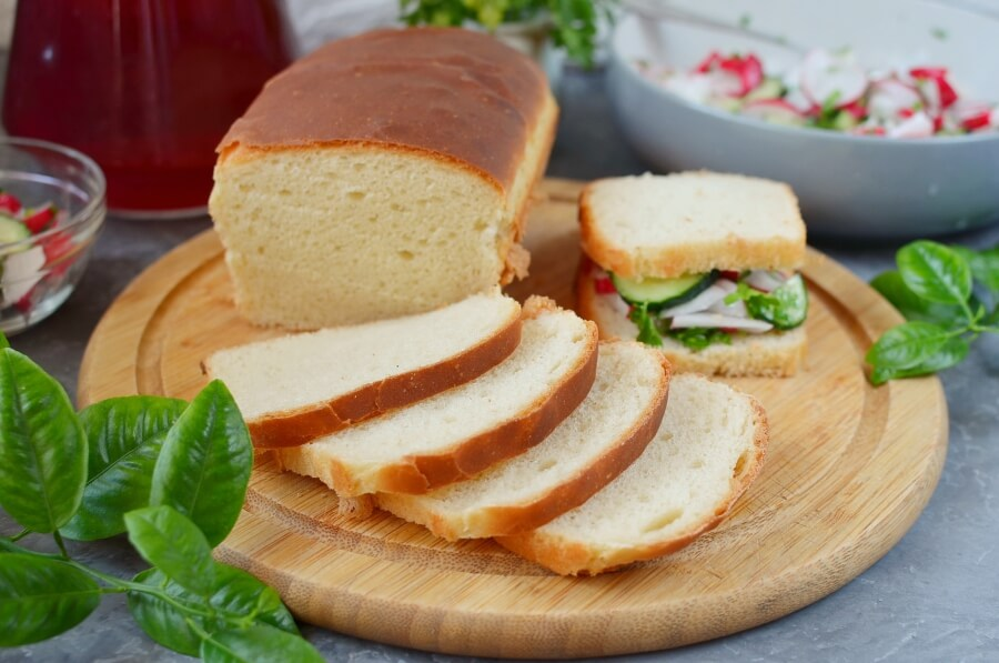 How to serve Thrifty Homemade Sandwich Bread