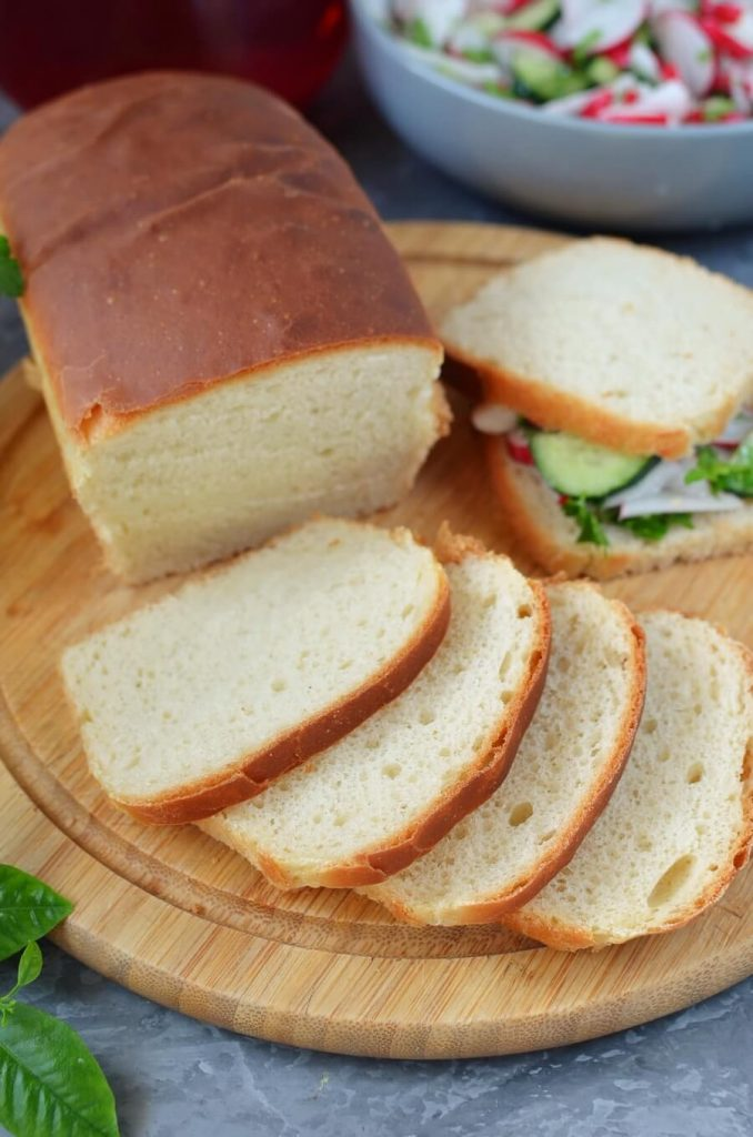 Easy bread at home