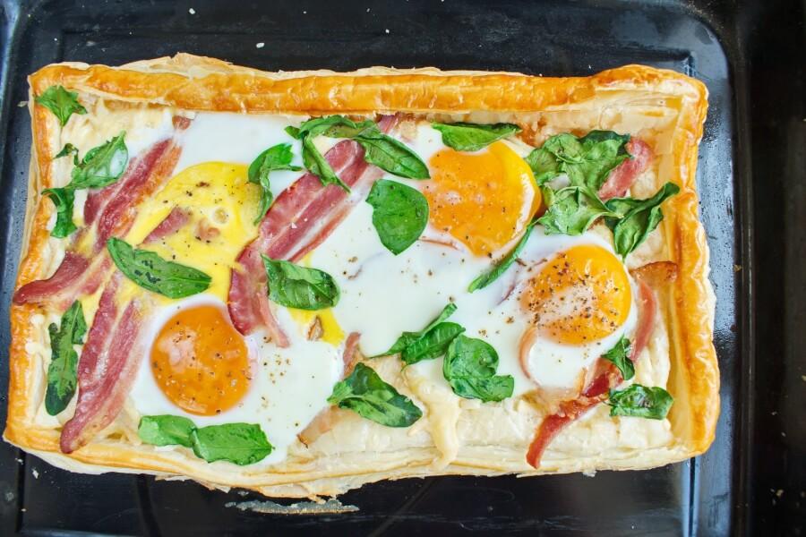 Toaster Oven Breakfast Tart recipe - step 5