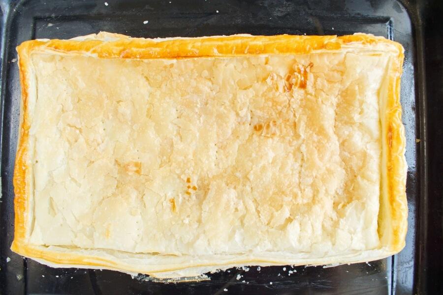 Toaster Oven Breakfast Tart recipe - step 3