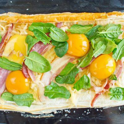 Toaster Oven Breakfast Tart recipe - step 4