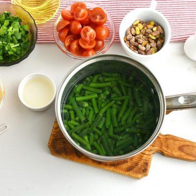 Tomato & Green Bean Casserole recipe - step 1