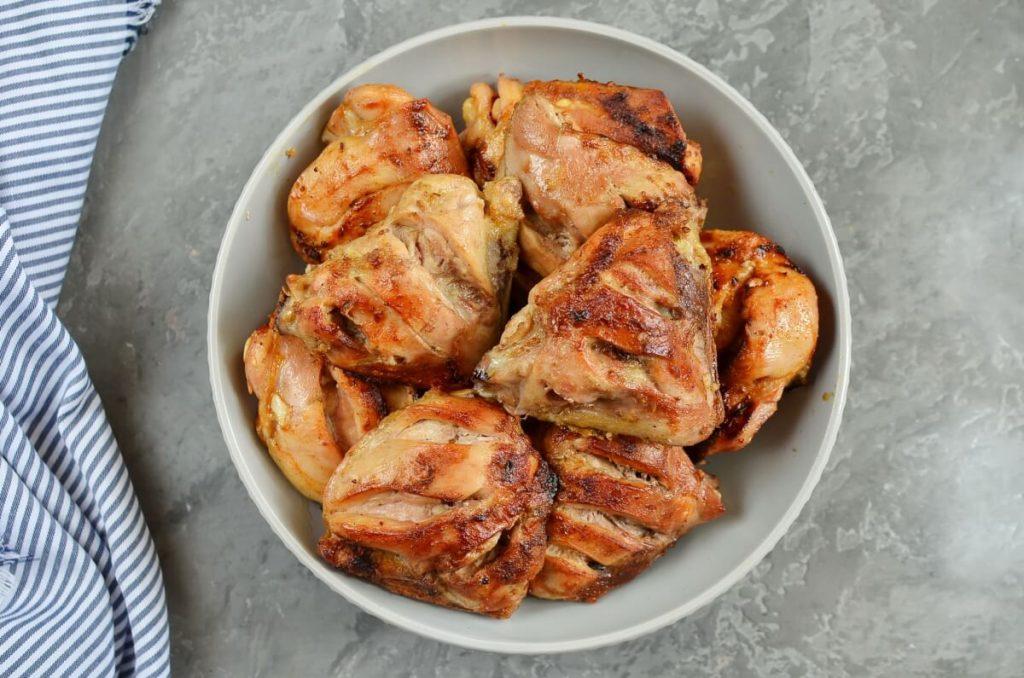 BBQ Tandoori-style Chicken recipe - step 4