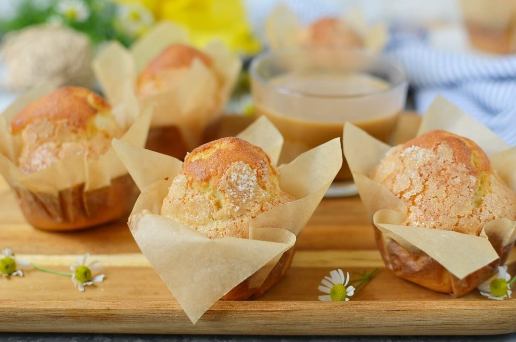How to serve Bolos de Arroz (Portuguese Rice Muffins)