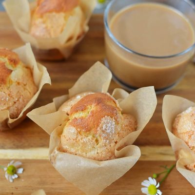 Bolos de Arroz (Portuguese Rice Muffins)Recipe-How To Make Bolos de Arroz (Portuguese Rice Muffins)-Delicious Bolos de Arroz (Portuguese Rice Muffins)