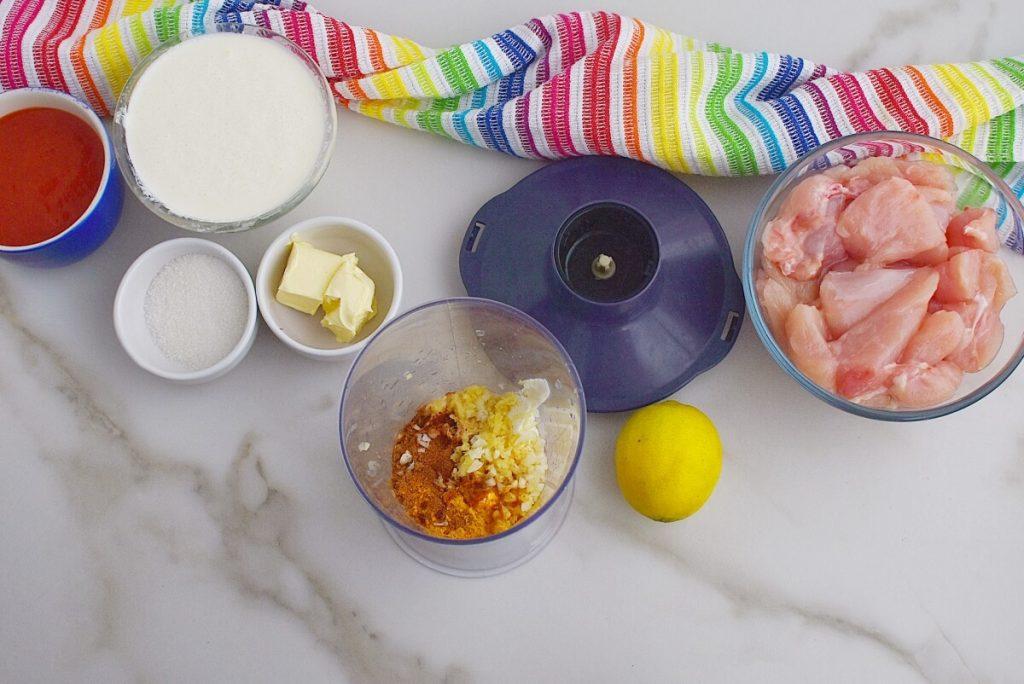 Butter Chicken recipe - step 1