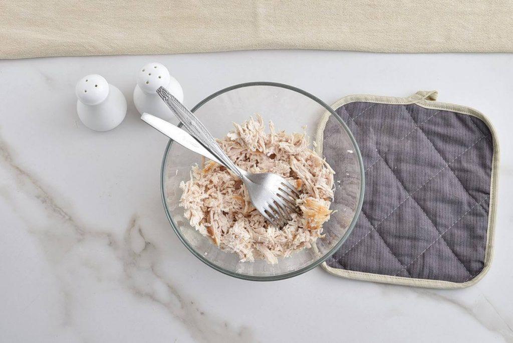 Chicken and Mushroom Crepes recipe - step 3