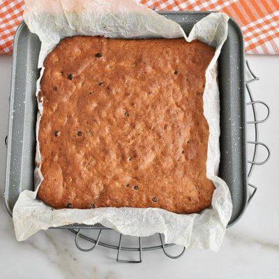 Chocolate Chip Banana Bread Blondies recipe - step 8